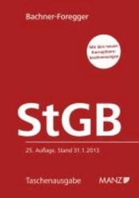 Strafgesetzbuch StGB.
