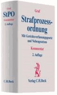 Strafprozessordnung - Mit Gerichtsverfassungsgesetz und Nebengesetzen.
