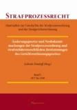Strafprozessrecht (StPO). (Band 1-5) - Materialien zur Geschichte der Strafprozessordnung.