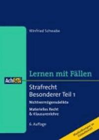 Strafrecht Besonderer Teil 1. Nichtvermögensdelikte - Materielles Recht & Klausurenlehre. Lernen mit Fällen.