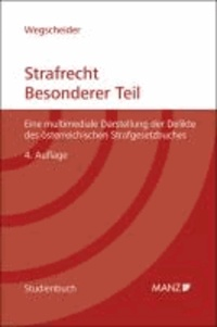 Strafrecht - Besonderer Teil - Eine multimediale Darstellung der Delikte des österreichischen Strafgesetzbuches. Begleitbuch zur CD-ROM.