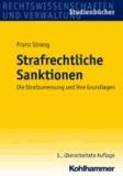 Strafrechtliche Sanktionen - Die Strafzumessung und ihre Grundlagen.