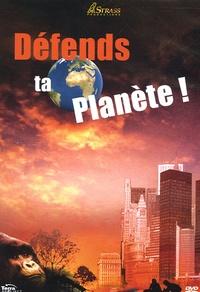 Histoiresdenlire.be Défends ta planète - DVD Image