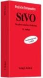 Straßenverkehrs-Ordnung - Rechtsstand: 1. April 2013.