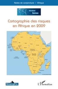 StrategiCo - Cartographie des risques en Afrique en 2009.