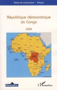 StrategiCo - République démocratique du Congo - 2008.