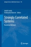 Strongly Correlated Systems - Numerical Methods.