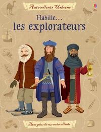 Struan Reid et Diego Diaz - Habille... les explorateurs.