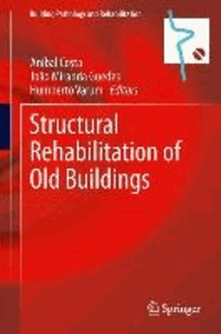 Structural Rehabilitation of Old Buildings.