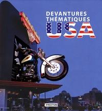 Galabria.be Iconic Storefronts, devantures thématiques USA - Facciate a tema, Fachadas tematicas Image