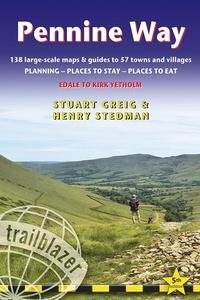 Stuart Greig et Henry Stedman - Pennine Way - Edale to Kirk Yetholm.