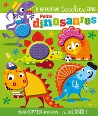 Galabria.be Il ne faut pas toucher cinq petits dinosaures Image