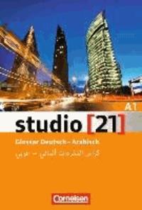 Openwetlab.it studio 21 Grundstufe A1: Gesamtband. Vokabeltaschenbuch Deutsch-Arabisch Image
