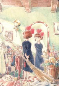 Studio Ghibli - Kiki's delivery service - Journal.