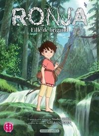 Studio Ghibli et Astrid Lindgren - Ronja, fille de brigand.