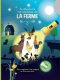 Studio Stampij - Je découvre les animaux de la ferme - Avec une lampe magique !.