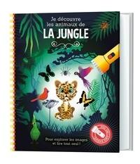 Studio Stampij et Marleen Wessels - Je découvre les animaux de la jungle.