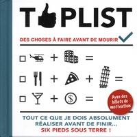 Studio Stampij - Toplist - Des choses à faire avant de mourir.