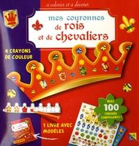 Studio Victor - Mes couronnes de rois et de chevaliers - A colorier et à décorer.