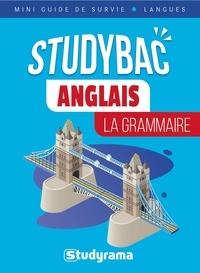 Studyrama - Anglais : La grammaire - Studybac mini guide de survie langues.