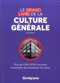Studyrama - Le grand livre de culture générale.