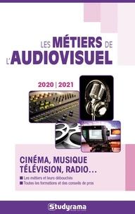 Les métiers de l'audiovisuel -  Studyrama |