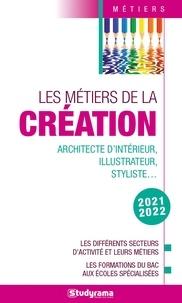 Studyrama - Les métiers de la création.