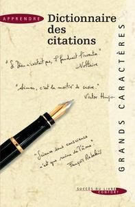 Galabria.be Dictionnaire des citations de langue française Image