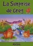 Succès du livre - La Surprise de Greg.