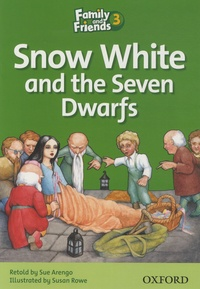 Sue Arengo - Snow White and the Seven Dwarfs.