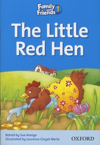 Sue Arengo - The Little Red Hen.
