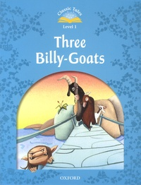 Sue Arengo - Three Billy-Goats.