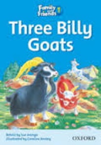 Sue Arengo et Caroline Anstey - Three Billy Goats.