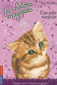 Sue Bentley - Les chatons magiques Tome 1 : Une jolie surprise.