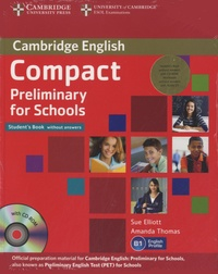 Compact Preliminary for Schools - Students Pack 2 volumes.pdf