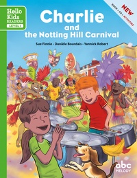 Sue Finnie et Danièle Bourdais - Charlie and the Notting Hill Carnival. 1 CD audio