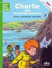 Sue Finnie et Danièle Bourdais - Charlie and the pirate treasure. 1 CD audio
