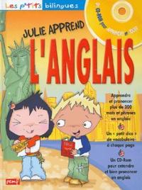 Sue Finnie et Danièle Bourdais - Julie apprend l'anglais. 1 Cédérom