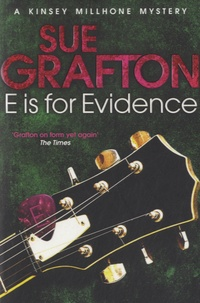 Sue Grafton - E is for Evidence.