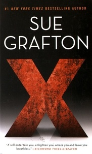 Sue Grafton - X.
