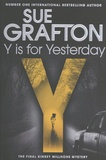 Sue Grafton - Y is for Yesterday.