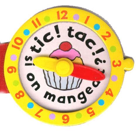 Sue Hendra - TIC ! TAC ! SI ON MANGEAIT ?.