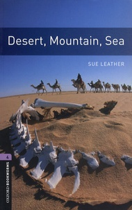 Sue Leather - Desert, Mountain, Sea.