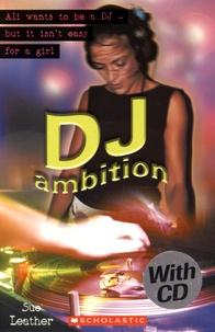 Sue Leather - DJ Ambition. 1 CD audio