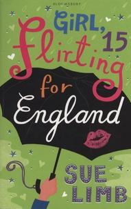Sue Limb - Girl, 15 flirting for England.