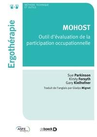 Sue Parkinson - MOHOST - Outil d'évaluation de la participation occupationnelle.