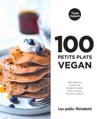 Sue Quinn - 100 petits plats vegan.