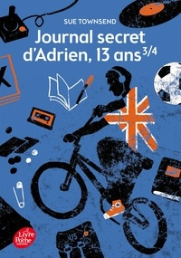 Sue Townsend - Journal secret d'Adrien, 13 ans 3/4.