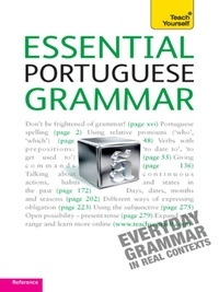 Sue Tyson-Ward - Essential Portuguese Grammar: Teach Yourself.