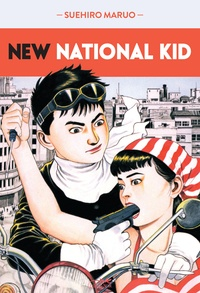 Suehiro Maruo - New National Kid.